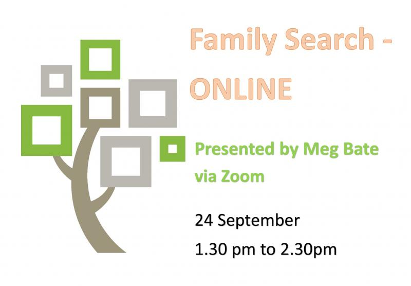 Introduction to Family History Software